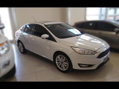 Autos Venta Santiago Del Estero Ford Focus 4 ptas SE PLUS 2.0 AT 2015
