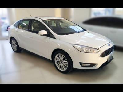Autos Venta Santiago Del Estero Ford FOCUS SE PLUS 2.0L MT 2015