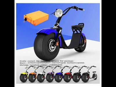 Motos Venta Santiago Del Estero Order Now for the Holidays!!!!2000 Watts Harley Style Fat Tire Electric Scooters.