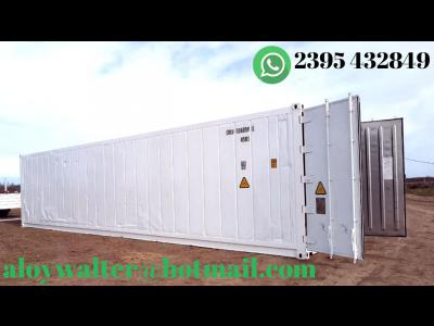 Maquinarias Venta Container reefer Carrier