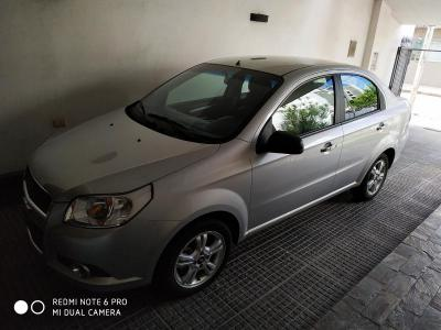 Autos Venta Chevrolet Aveo LT SEDAN. 16.500 KM